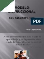 Diseño de Dick y Carey
