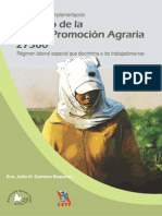 Impacto LPA 27360 Peru
