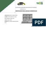 Diseño de Cimentacion en Casa Multifamiliar de 3 Niveles
