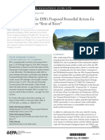 U.S. EPA's Proposed Plan for the GE-PITTSFIELD/HOUSATONIC RIVER SITE