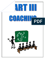 8 Steps to Effective Coaching