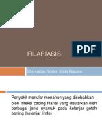 Filariasis Puskesmas Pedes