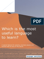 Which Language
