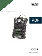 Multilingual Operating Manual 10106503_r01
