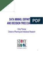 Thomas Data Mining