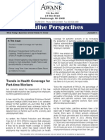 Executive Perspectives Newsletter - JUNE 2014