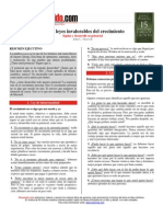 las15leyesinvalorablesdelcrecimiento-130628171745-phpapp01