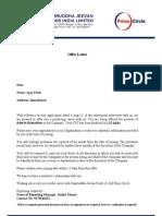 Chetan Offer Letter