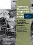 Assessing the Costs of Adaptation to Climate Change