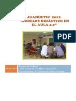 Modelos Didacticos Enel Aula 2.0
