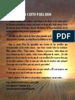 P. Dávila (Un Canto Para Dios)