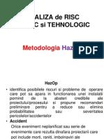 Metodologia HAZOP