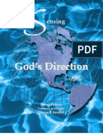 Sensing God's Direction Edited Edition