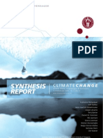 Climate Change Global Risks, Challenges and Decisions