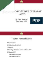 Electro Convulsive Terapi