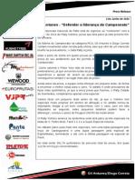 Press Gil Antunes