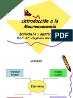 Macroeconomía (1)