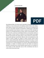 5 de Octubre Duelo Por La Muerte de Andrés Bello