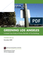 Greening Los Angeles