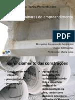23.09.13 AULA 3 - ETP - Estudos Preliminares Do Empreendimento