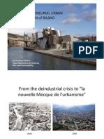 The Entrepreneurial Urban Regeneration of Bilbao