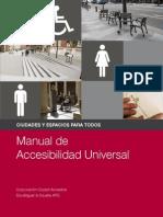 Manual Para Accesos y Normas Personas Con Discapacidad