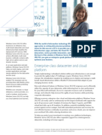 Windows Server 2012 R2 Datasheet