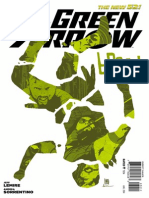 Green Arrow Issue 32 Exclusive Preview
