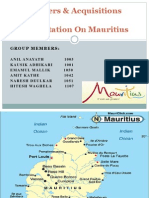 maurtius