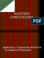 Auditoria computacional
