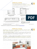 Diseño de Vivienda-cocina Escaleras Etc
