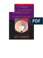 Ken Wilber - Sex, Ecology, Spirituality (Zen.evolution.meditation.enlightenment.philosophy.psychology.science)