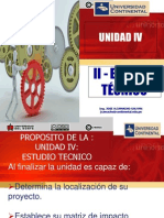 ESTUDIO TECNICO 2
