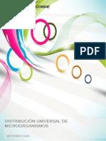 Distribución Universal de Microorganismo1