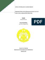 Proposal Peminjaman Laboratorium (Lt.1)