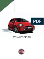 Fiat Punto Za Seminarski Pedja