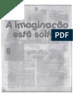 A Imaginação Está Solta
