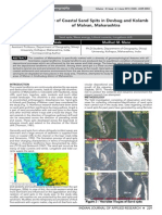 Sapkale,J.B.; Mane,Madhuri M ; Study of  Coastal Sand Spits in Devbag and Kolamb of Malvan, Maharashtra.