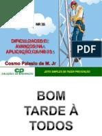 Nr 35 Material Palestra Trabalho Em Altura - Cosmo (1)