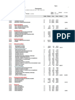 Hoja Presupuesto c.v. Km 138.57 - r26a - Mina Utec