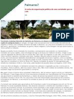 O Que Houve Em Palmares_ - Revista de História
