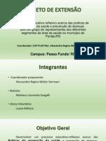 PROJETO DE EXTENSÃO.pptx