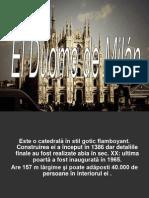 Gotic El Duomo de Milan