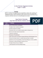 long term care   outpatient rotation suggested activities