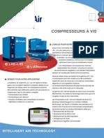 Compresseurs a Vis LS02-L05 AirStation
