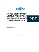 Estudo Economico Do APL de Confeccoes Do Agreste - 07 de MAIO 2013 Docx