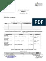 Raport de Activitate Cerc Pedagogic Semestrul I_2013-2014_Cerc Nr