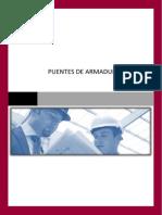 Armadura en puentes informe - Estatica