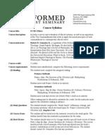 ST 821 Ethics Syllabus (2013-14)