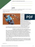 09Roland Garros_ Un Semifinalista Español _ Deportes _ EL PAÍS